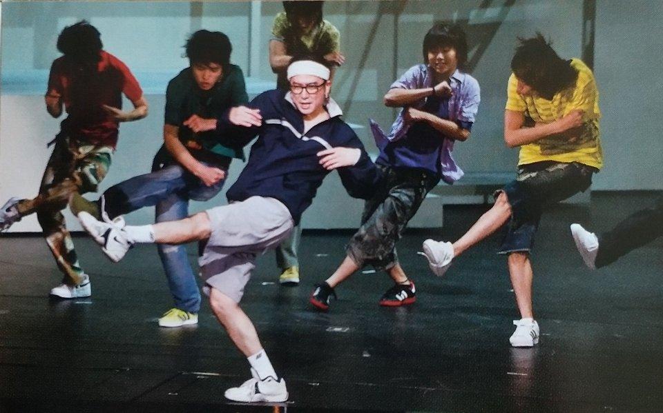 錦織 少年 ダンス 隊
